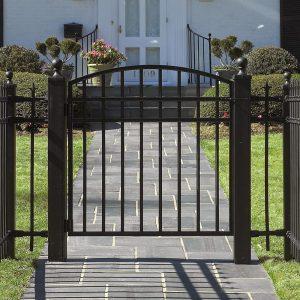 Elegant security gates from locksmith Bournemouth