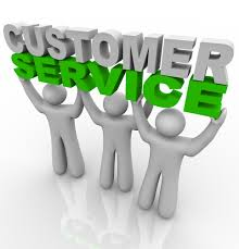 customer service 3d