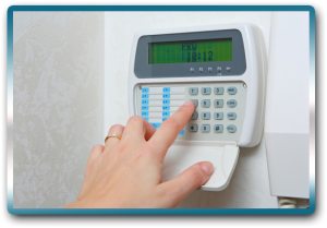 locksmith alarm panel for your security