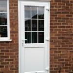bournemouth upvc door