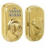 locksmiths keypad